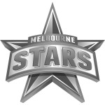 Melbourne Stars B&W
